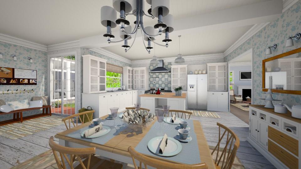 ougtfgbjk - Kitchen - by aimee_noelle
