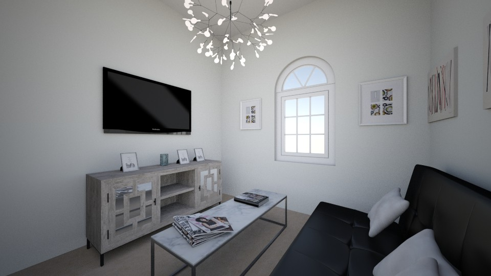 Lounge room - by Christine Ward_877
