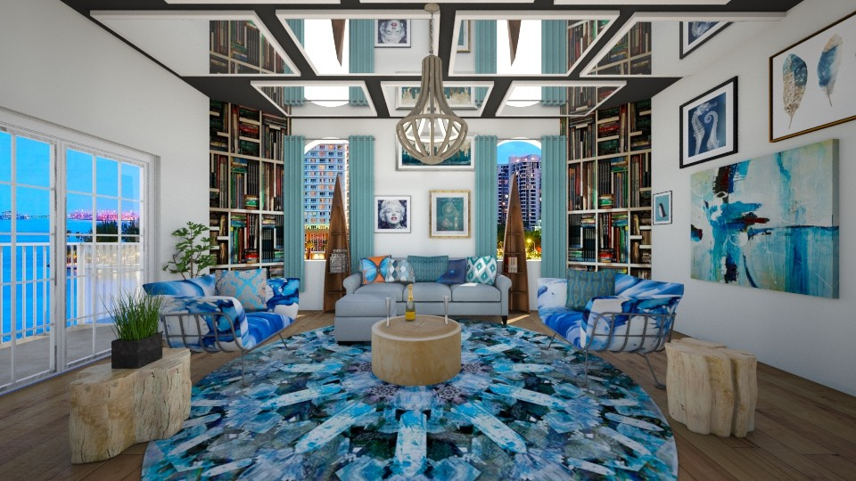 Penthouse Miami - by Jean Paul Gallardo