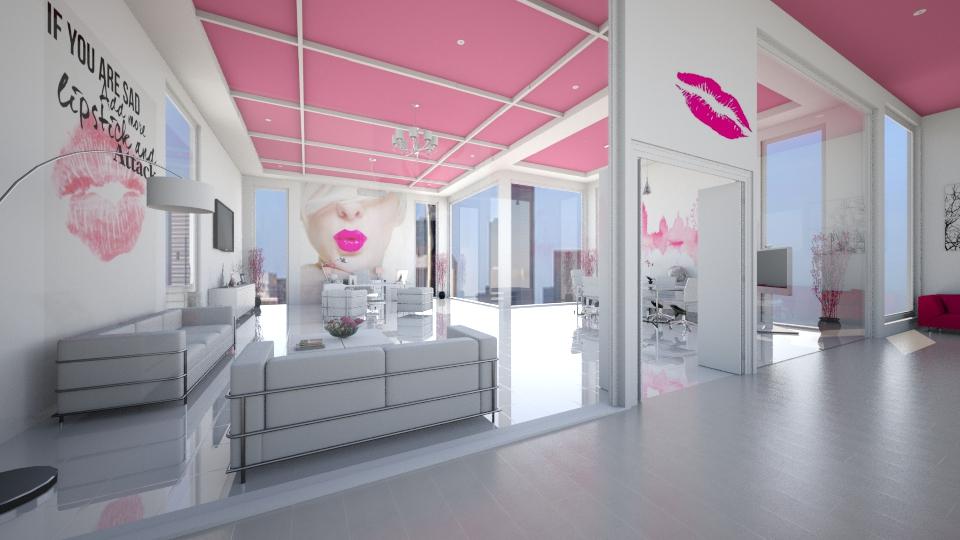 Rose Enterprises - Feminine - Office - by Rose Hdz