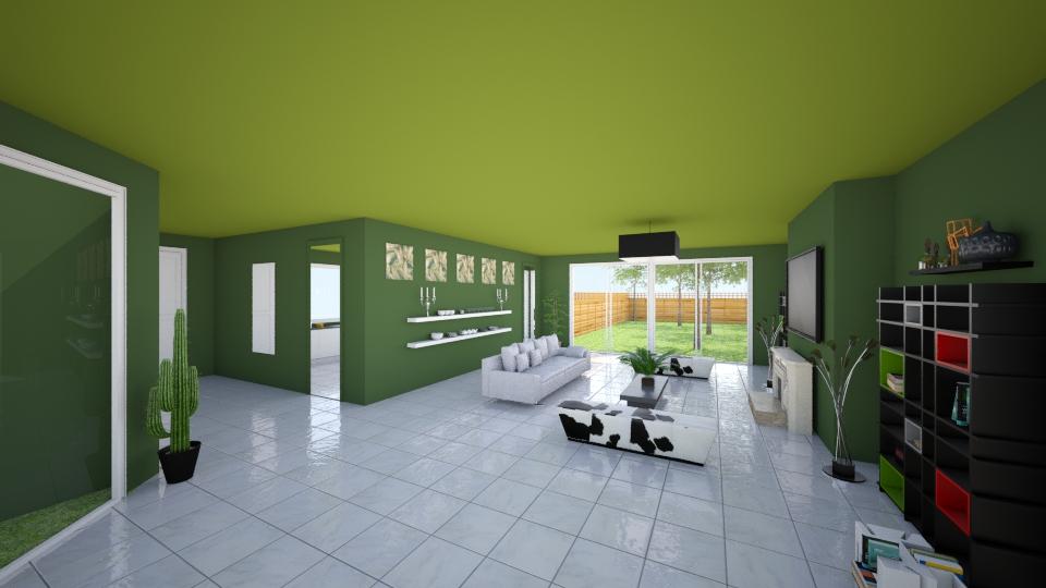 fghjnfjkihngbgbg - Living room - by Gabriela Garcia