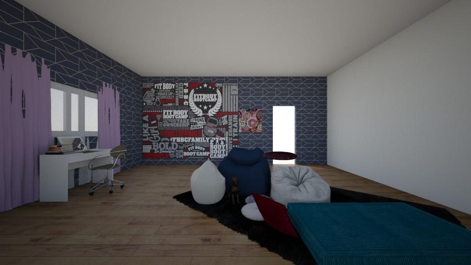 Jasia Wilson Final - Kids room - by McClintock