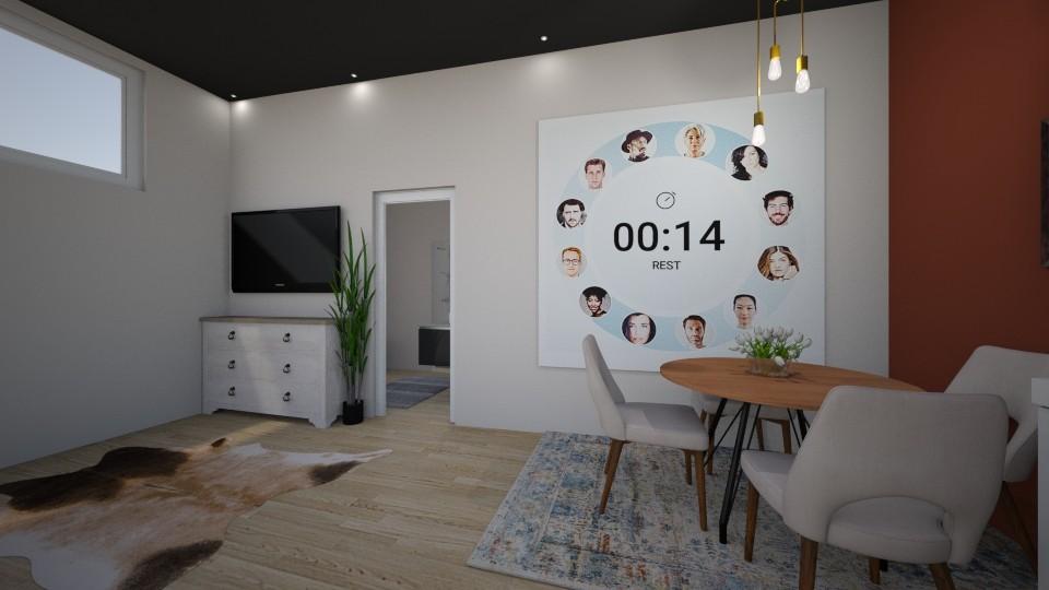 retro - Bedroom - by t harv