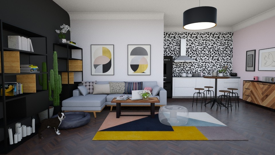Room_1 - Living room - by DagnyL