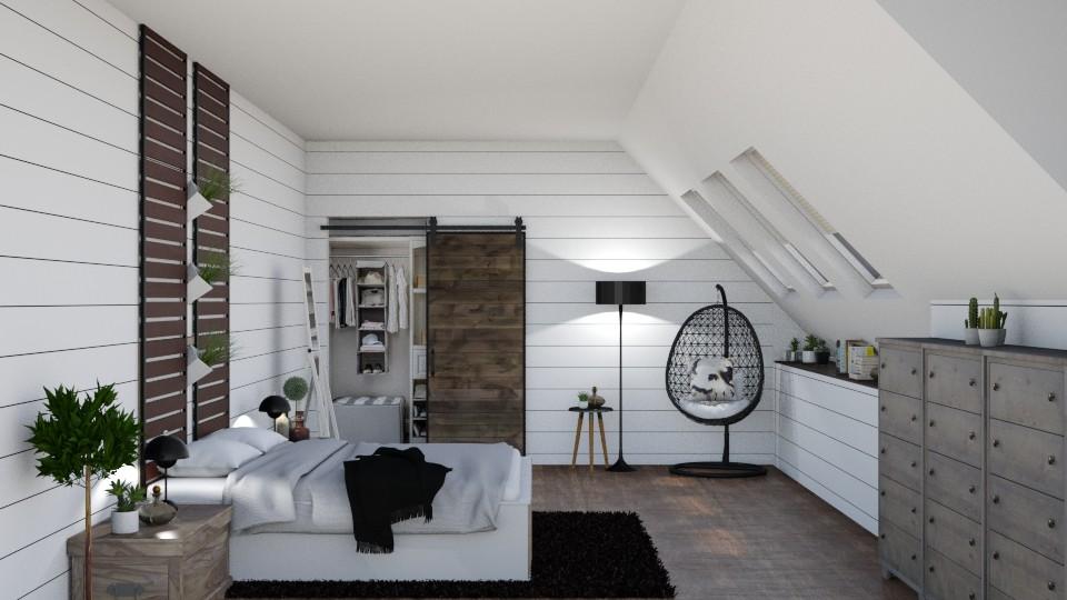 SC_Main Bedroom - Bedroom - by rebellure