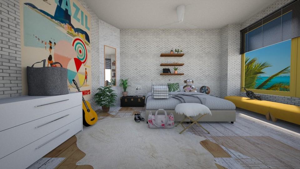Vacation House - by tina45