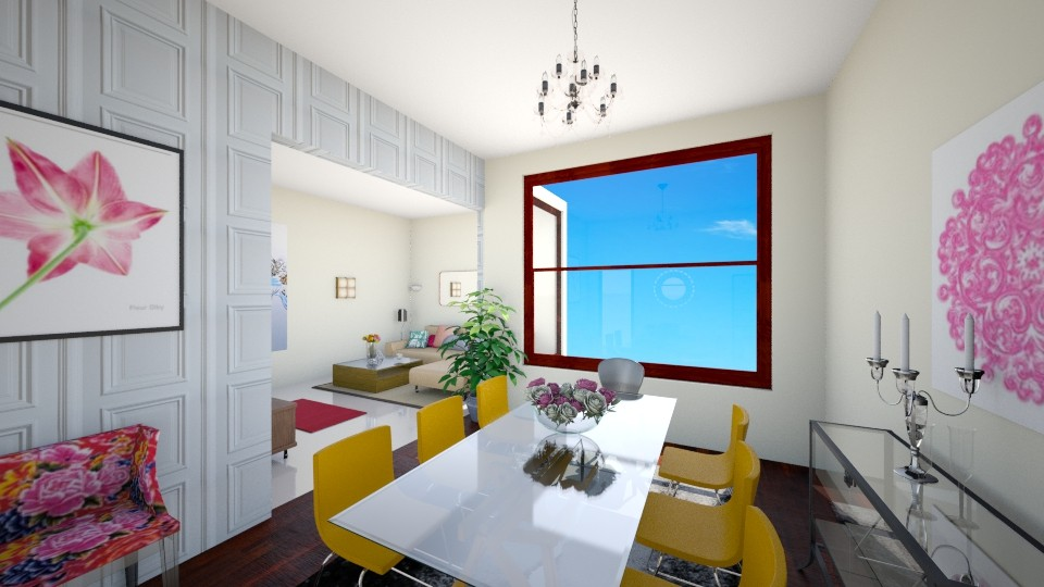 dinning room - Dining room - by ferrannie