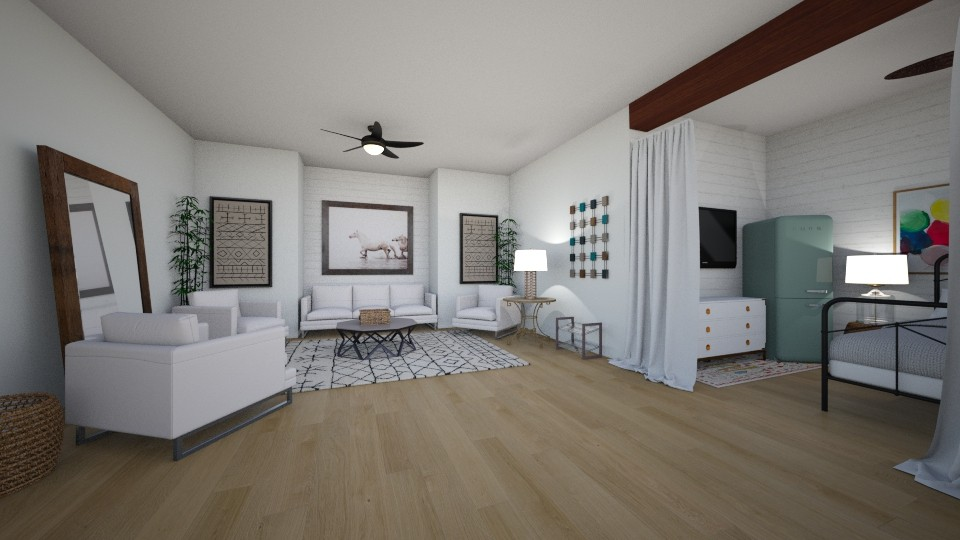 smallbutnice - Living room - by dena15