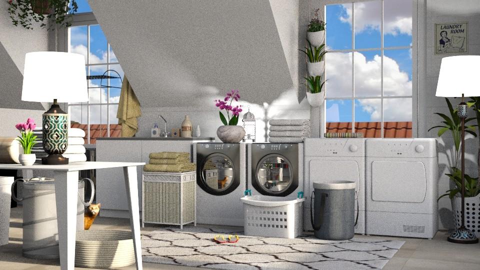 laundry service - by anchajaya