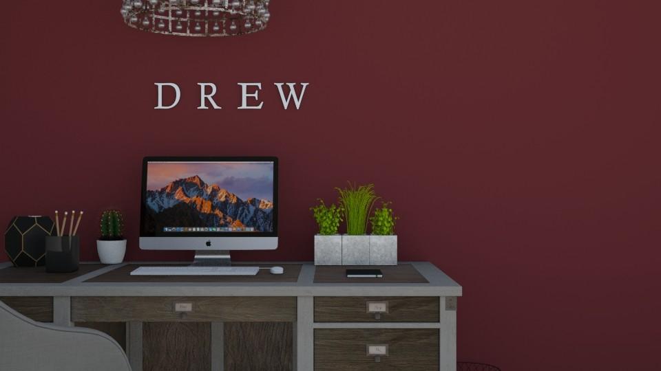 Nancy Drews Hangout  - Bedroom - by Ellie665