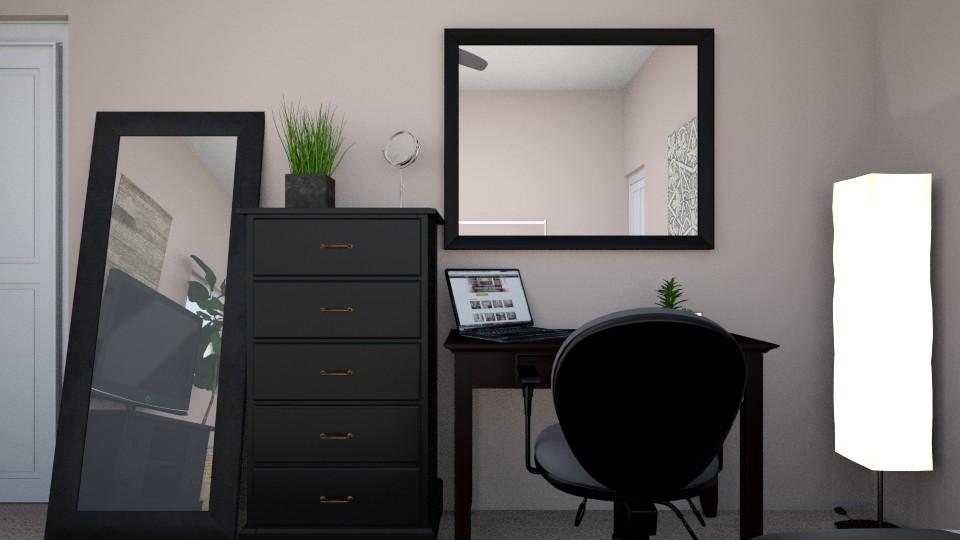 Vanity Desk Area - by jessicajosephinee