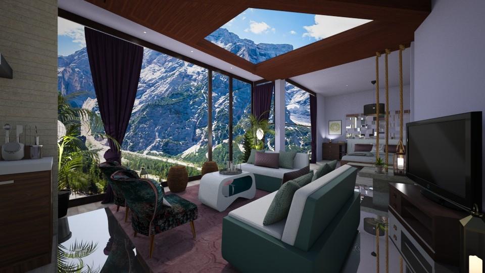 Luxury Lake Studio - Glamour - by timeandplace
