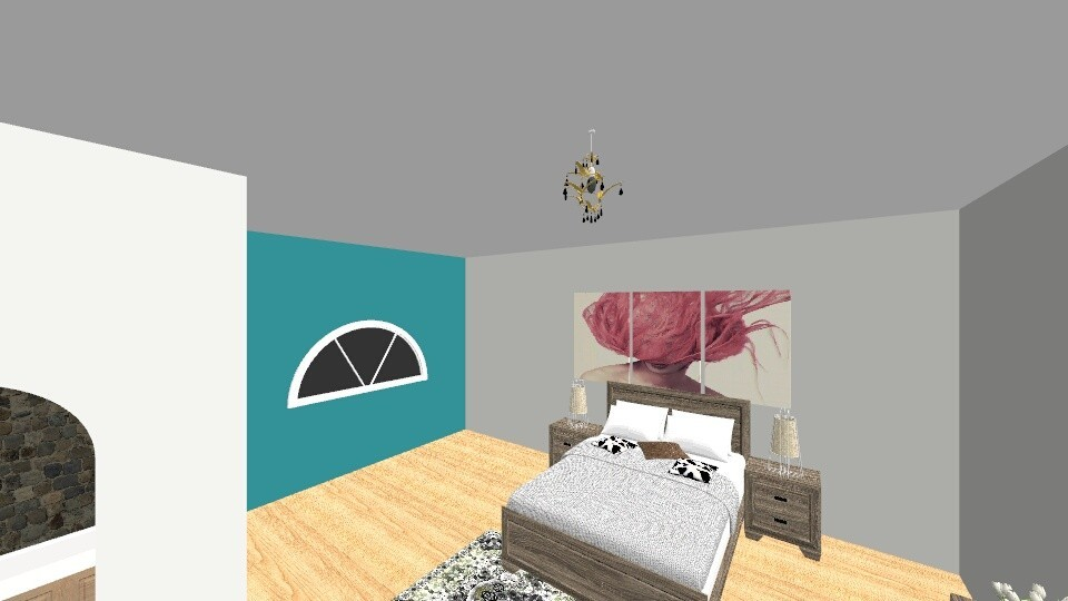 bedroom - Bedroom - by asma bel hadj med
