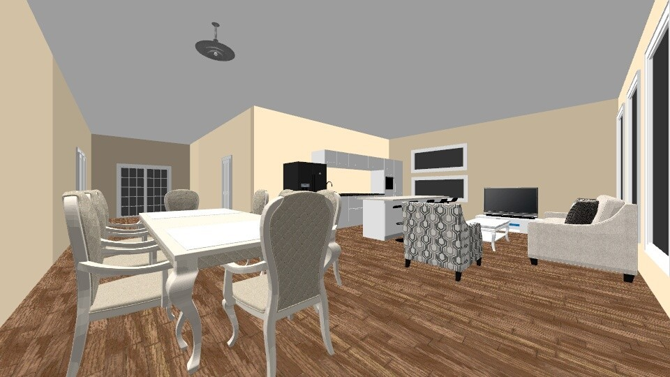 modern kitchen - Kitchen - by madison lenhart