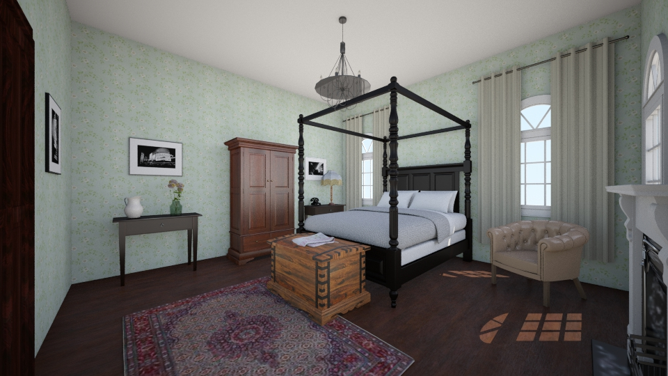 Victorian Style - Bedroom - by Cercis