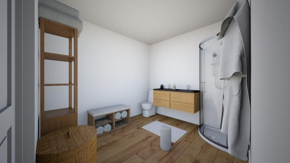 ludo - Bedroom - by DECOagencement