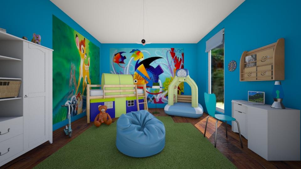 quarto do miudo - Bedroom - by Tininha oliveira