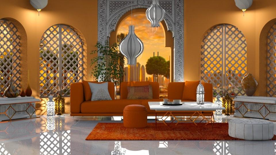 Oriental Series Amber - by ZsuzsannaCs