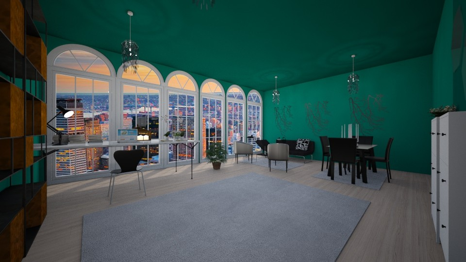 livingroom  part 1 - Modern - Living room - by vladiari