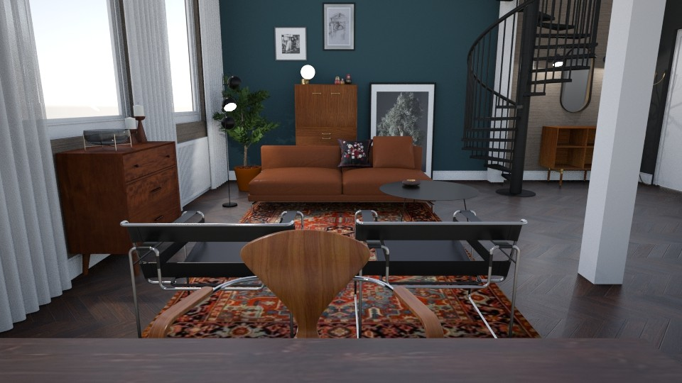 kanitarm - Living room - by KanitaM
