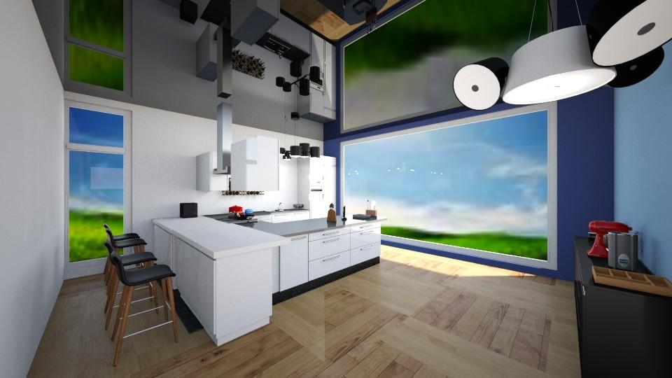 kitchen - by jefn_2004