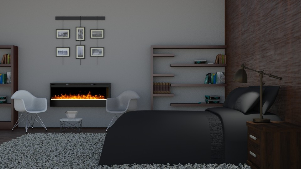 Bedroom - Classic - Bedroom - by mrode21
