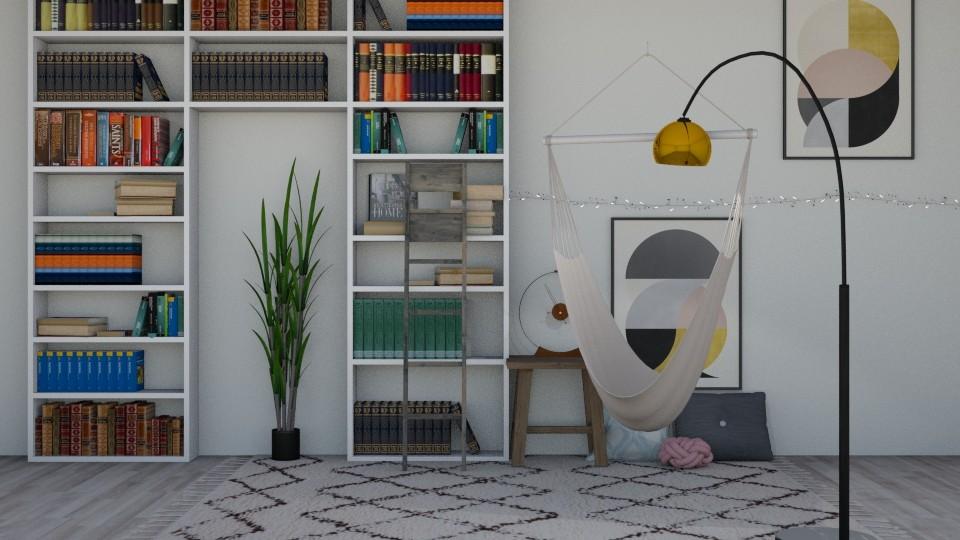 Reading Spot - by cutebaxter123