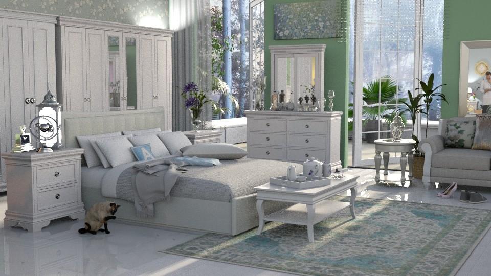 Jaya Home Centre 360 - Bedroom - by anchajaya