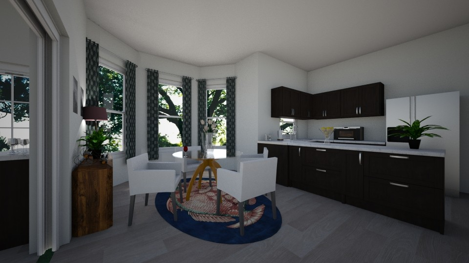Peal Kitchen - Kitchen - by natural11