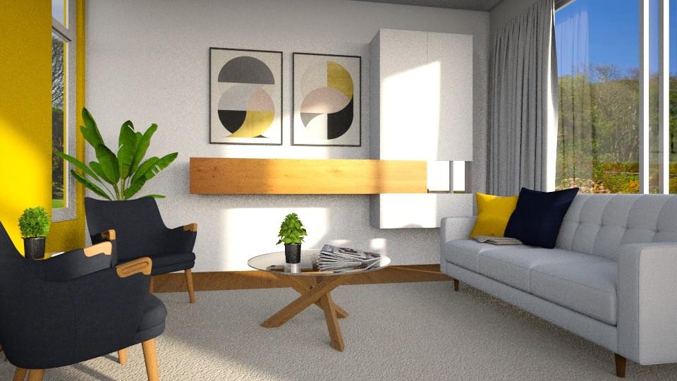 livingroom - Modern - Living room - by Dayanna Vazquez Sanchez
