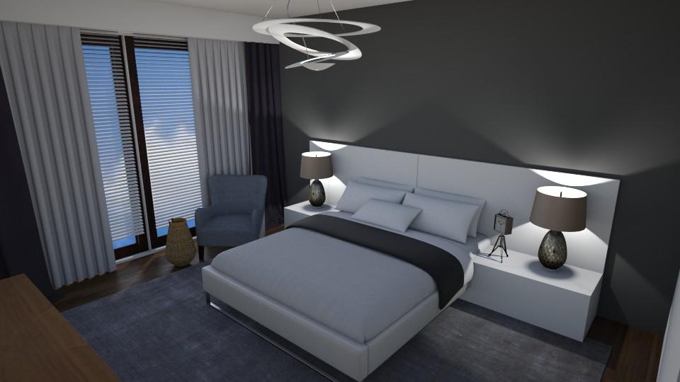 bedroom - by disscipline