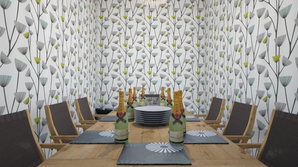 Kitchen  - Classic - Kitchen - by Pearl hernandez