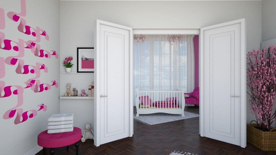baby room - by ANAAPRIL