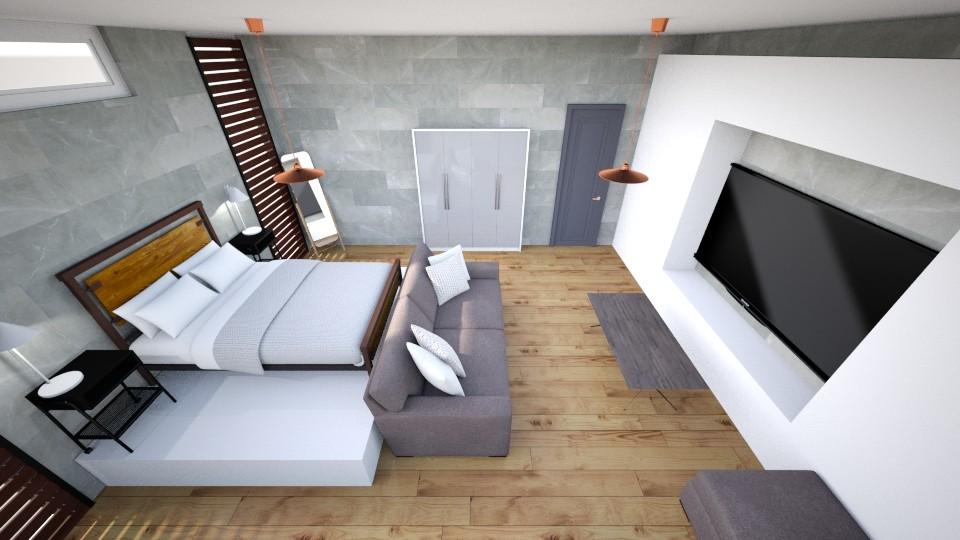 slaapkamer 1 - Bedroom - by emilykp