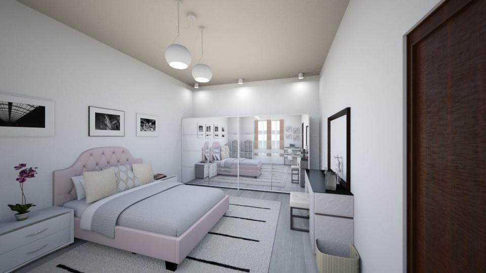 Classy bedroom - by voguexx