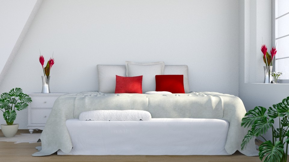 Foggy Morning - Modern - Bedroom - by stephendesign