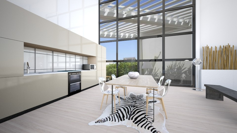 Luxurious Kitchen - Kitchen - by KimAlys