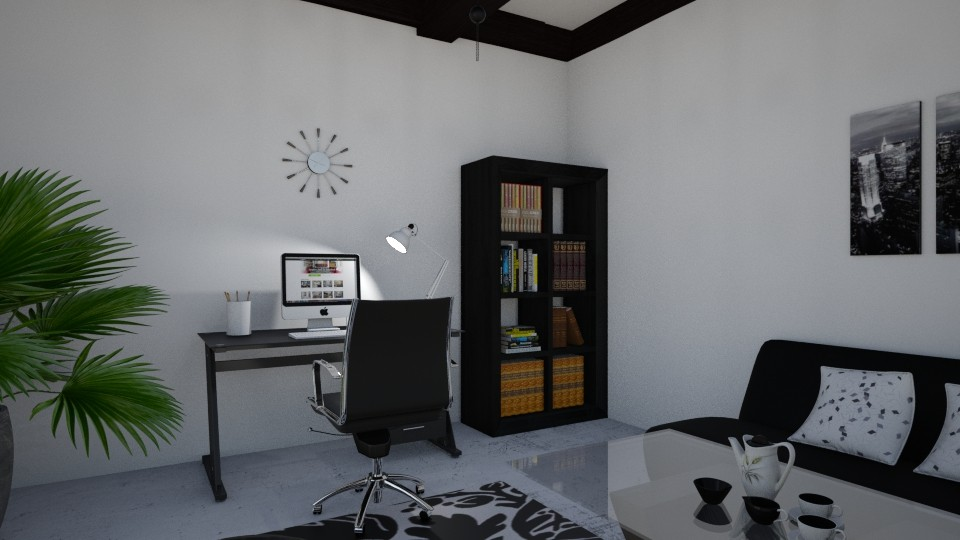 office 1 - Office - by sirtsu