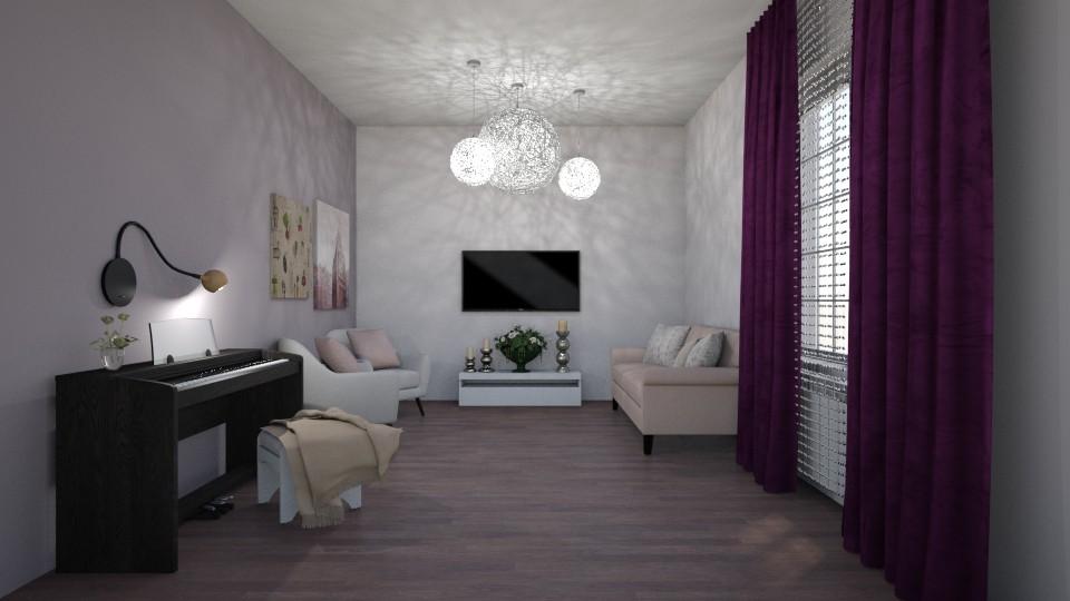 has - Bedroom - by lyub
