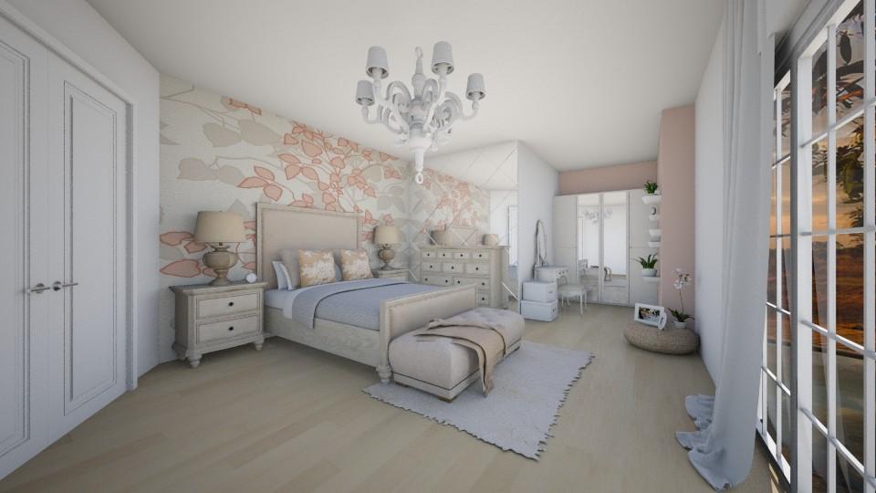 Leaf Bedroom - by klara992