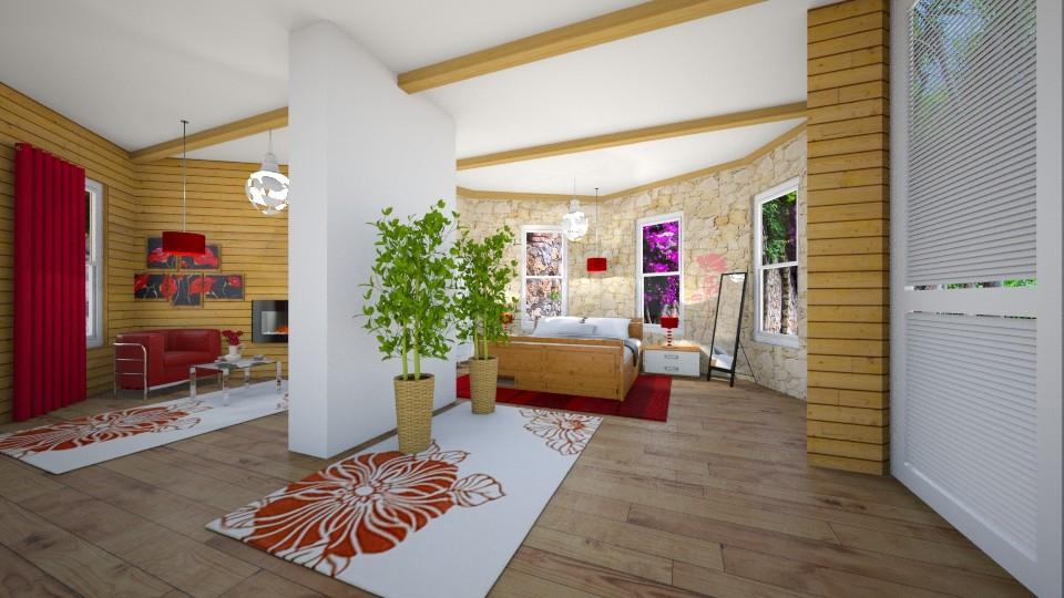 hotel - Bedroom - by sirtsu