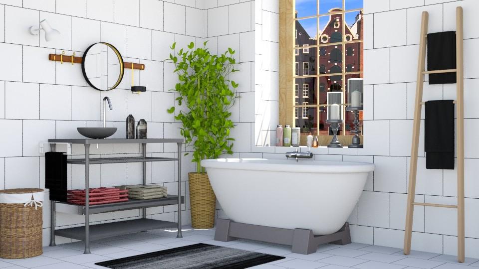Take a bath in Amsterdam - by meggle