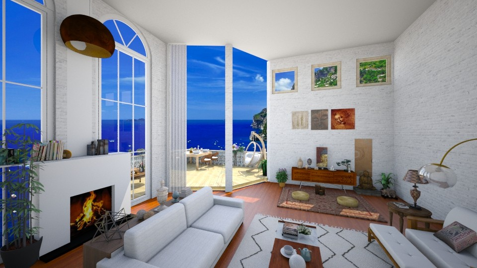 Here - Living room - by RaquelG