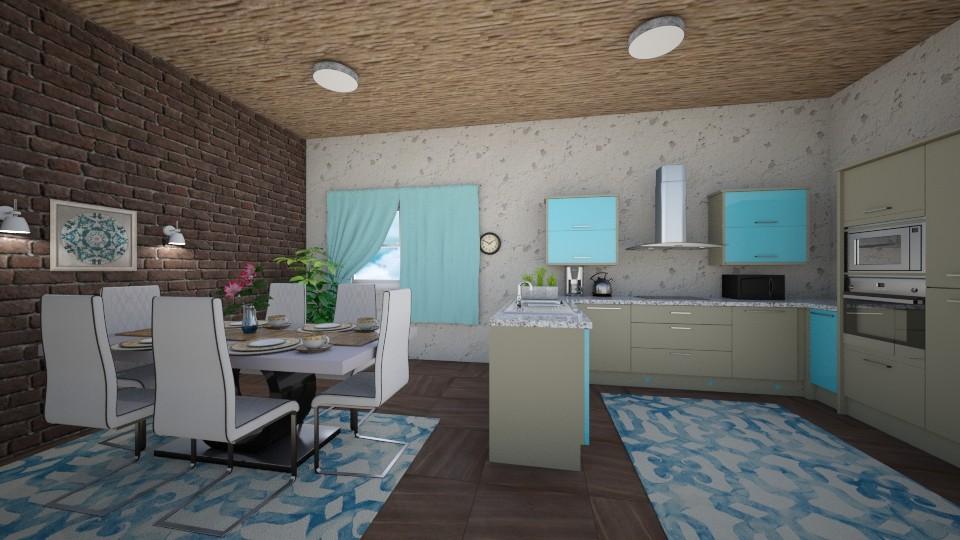 kitchen - Kitchen - by sirtsu