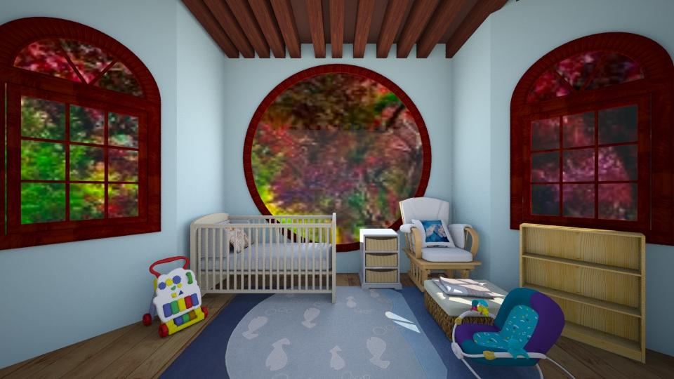 babys nook - Kids room - by jcflynn