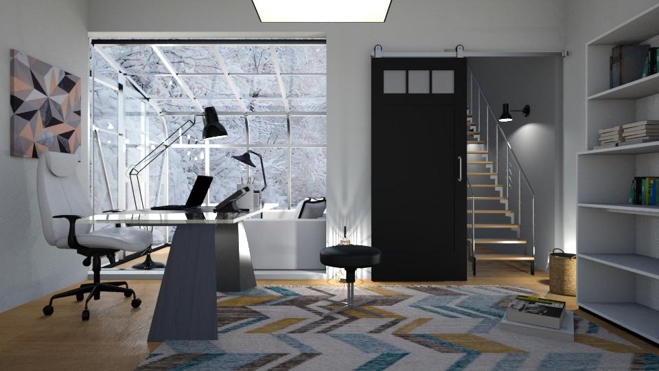 Office - by ZuzanaDesign