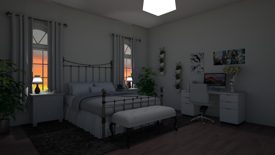 teenager bedroom - Modern - by jasminklnbrg