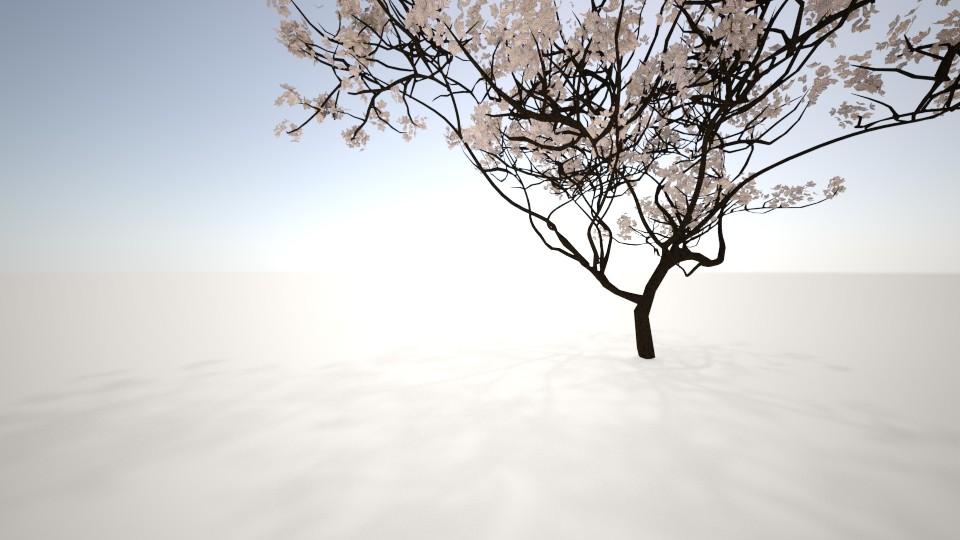 sad - Garden - by lyub