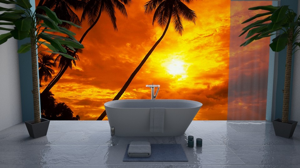 Tropical Luxury - Global - Bathroom - by kyramargarete19