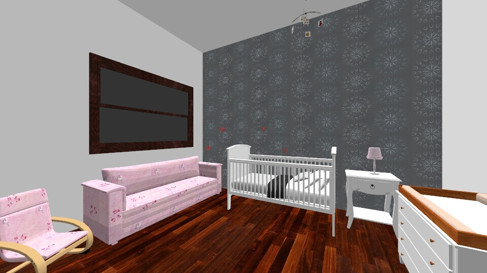 Sofia - Classic - Kids room - by kristelovelar